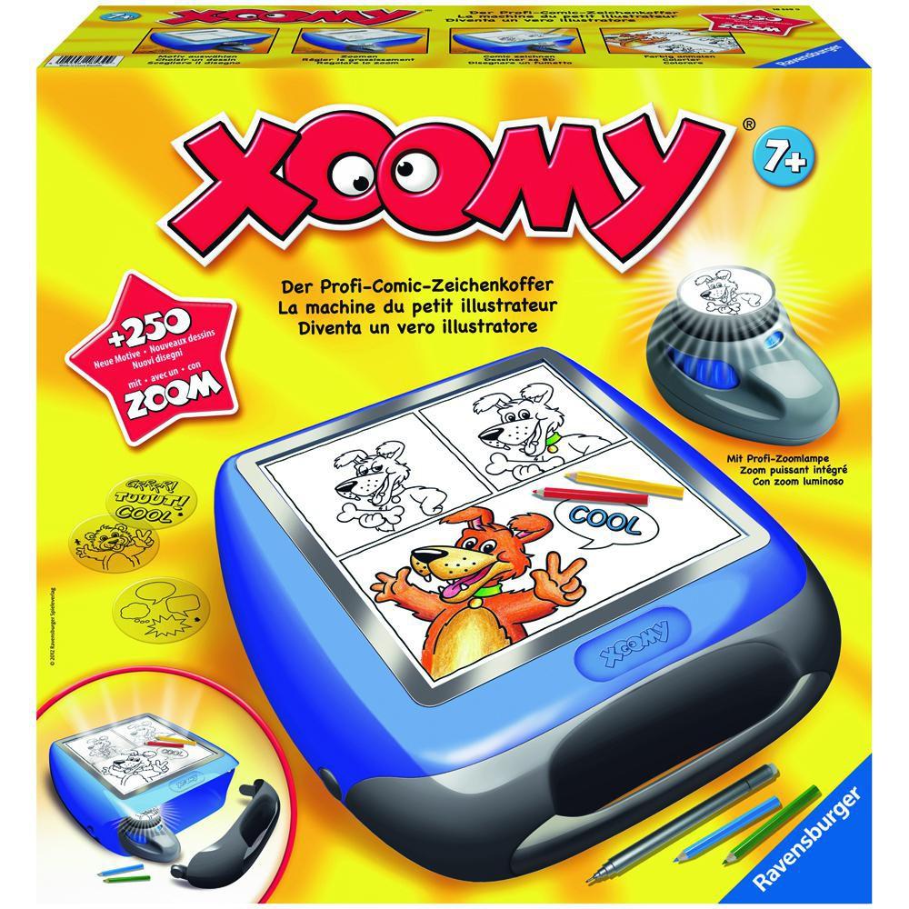 Ravensburger Xoomy Maxi Zeichenkoffer für 27,90 EUR