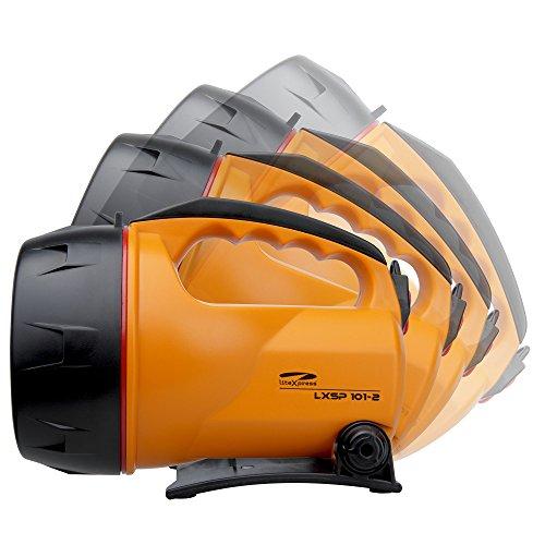 LiteXpress LXL60000R9 LXSP101-2 Akku-Handscheinwerfer