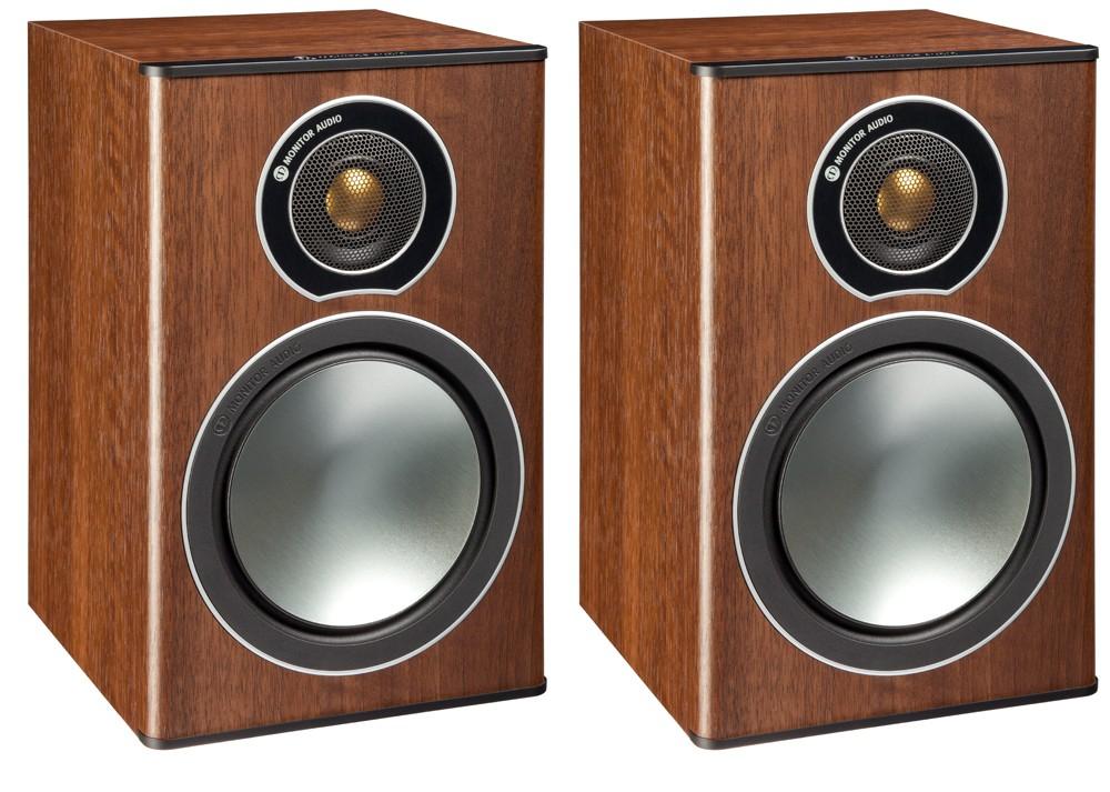 [ebay] Regallautsprecher Monitor Audio Bronze 1 versch. Farben
