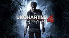 [SATURN AT] Uncharted 4 für die PS4 25€