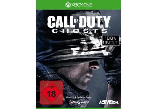 Call of Duty Ghosts - Xbox One für nur 5€ per Abholung !