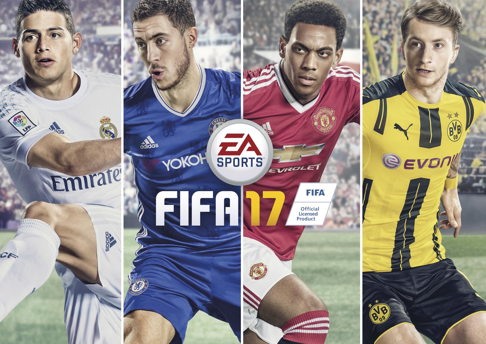 (Gamestop) FIFA 17 für 29,99 Euro mit der 9,99er-Aktion