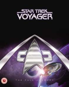 [zavvi.com] Star Trek Voyager - The Complete Collection DVD Staffel 1-7 DVD 41,08 €. PVG: 64,81 €