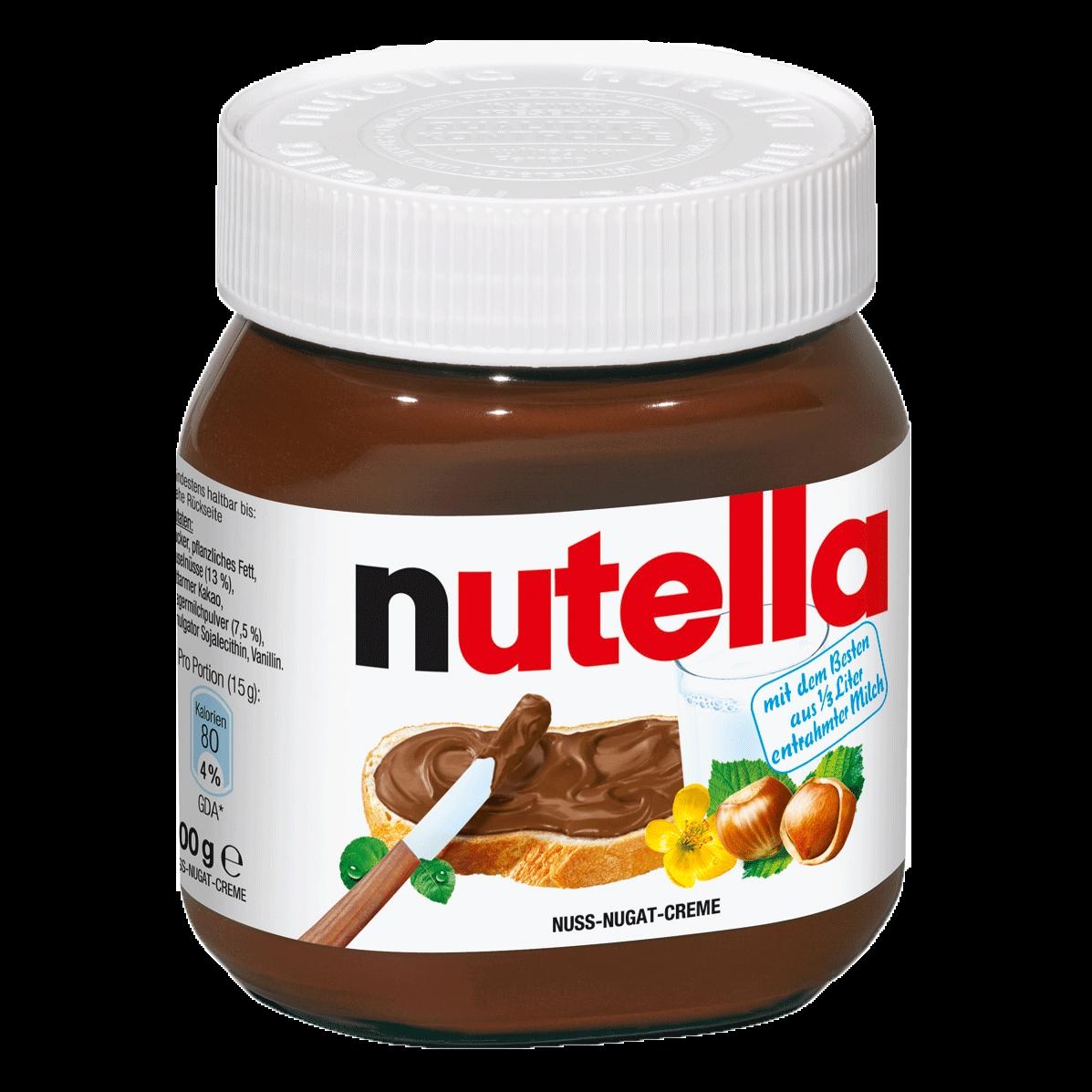 750gr Nutella für 2,67€ bei REWE (3,50€ kg-Preis)