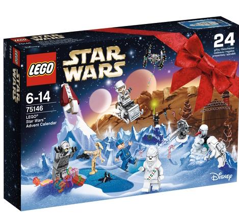 Lego Star Wars Adventskalender 2016 (75146) bei jako-o