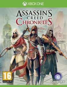 [Saturn] Assassins Creed Chronicles für 10€! [XONE]