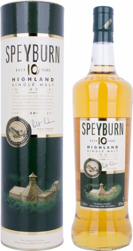 Speyburn™ - Highland Single Malt Whisky 1,0 Liter (10 Jahre) für €21,99 [@Citti]