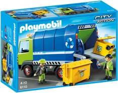 Playmobil™ - Neuer Recycling-Truck (6110) ab €19,99 [@Real.de]