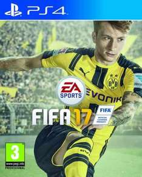 FIFA 17 (PS4 & Xbox One) zum abholen in Mainz 08.10-10.10