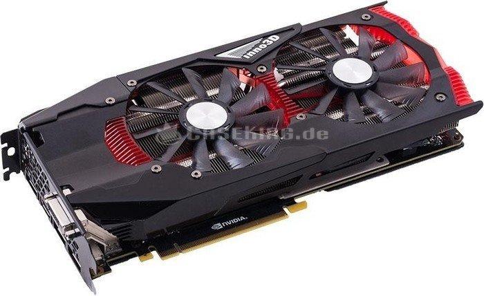 Inno3D GeForce GTX 1060 Gaming OC mit 6GB GDDR5 für 253,98€ [NBB]