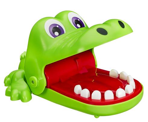 20% auf Hasbro bei [ToysRUs] z.B. Kroko Doc für 15,66€ inkl. VSK