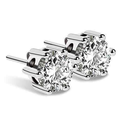 [Amazon Prime] Ohrstecker / Ohrringe aus Silber