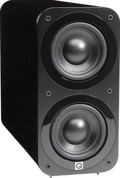 Q Acoustics 3070S Hochglanz Schwarz (Aktiv-Subwoofer) für 254€