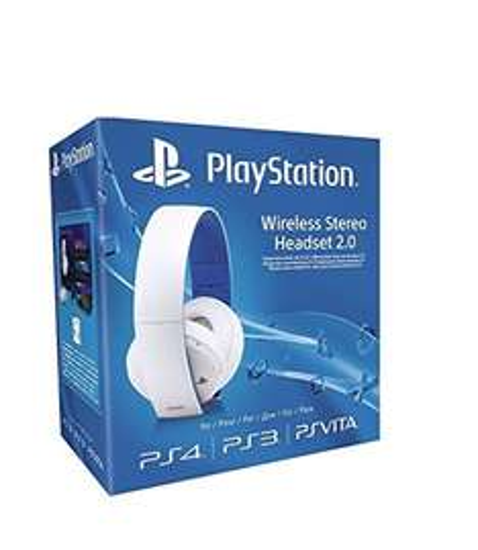 PlayStation 4 Wireless Stereo Headset 2.0 für 61.01€ inkl. Versand @ Amazon.co.uk