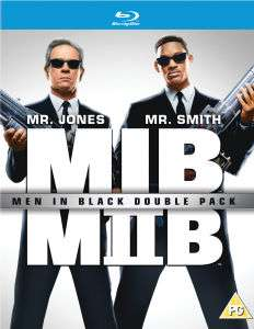 (Zavvi) Men in Black 1 + 2 Blu-ray mit deutscher Tonspur