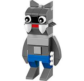 Lego Halloween-Freebie mit Werwolf-Figur am Donnerstag dem 06. Oktober [Lego-Stores]