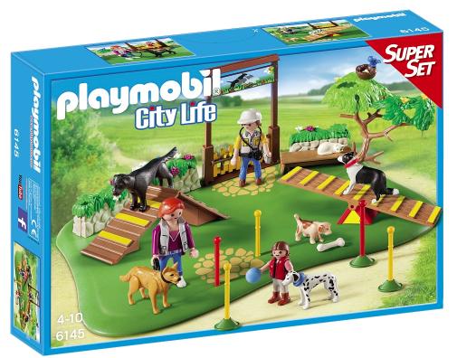 Playmobil Super Set Hundeschule (6145) für 12,98€ bei Abholung @ [ToysRUs] statt ca. 21€