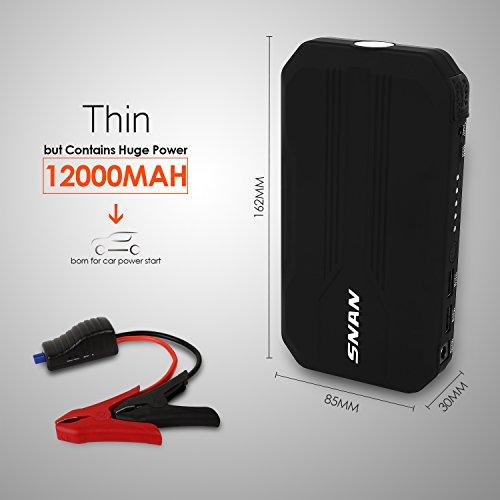Kfz Starter/Powerpack(400A/12000mAh) für 36,99€