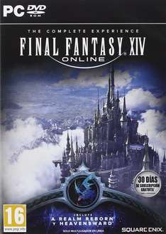 Final Fantasy XIV: The Complete Experience (PC) für 13,68€ (Amazon.es)