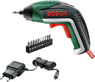 Rewe Center: Bosch USB-Akkuschrauber IXO V inkl. Metallbox, Bits und Ladegerät für 25€ Bauhaus TPG: 22€  [DARMSTADT/EGELSBACH/HAMBURG]