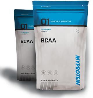 BCAA (Aminosäuren) günstig bei Myprotein