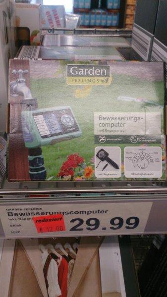 [Aldi-Nord] antizyklisch kaufen! Bewässerungscomputer mit Regensensor bei Aldi Dortmund-Mengede