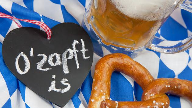 Gratis Bier, Würstchen und Brezeln - JEBE Hamburg