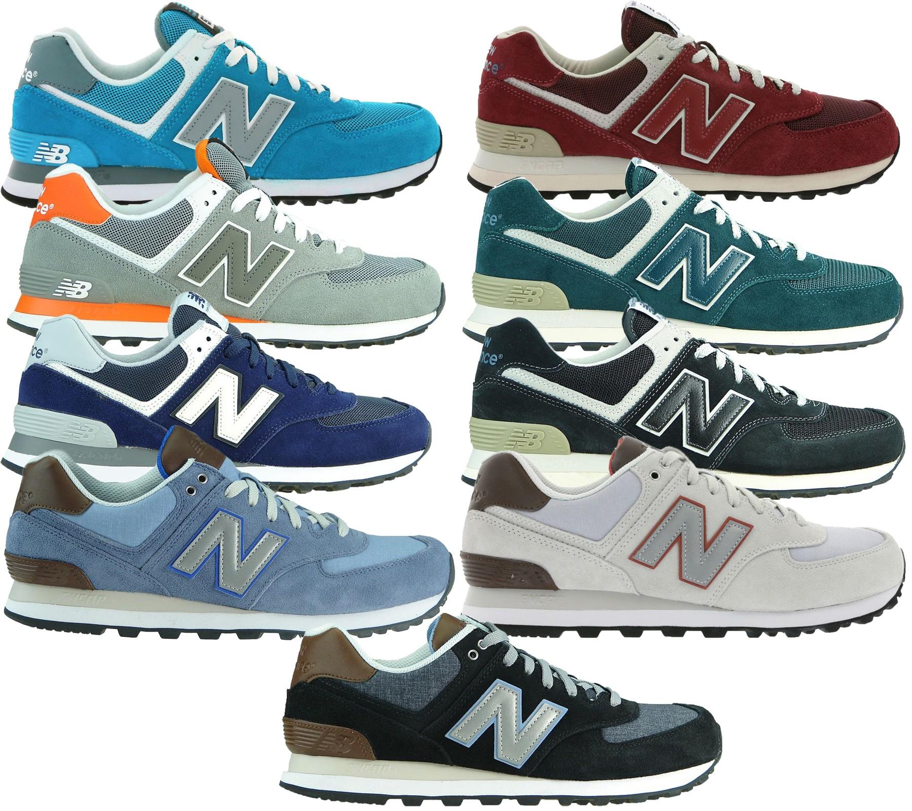New Balance Sneakers bei Ebay für 54,99€ inkl. Versand