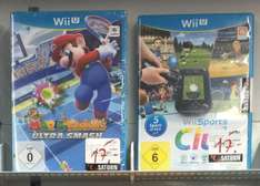 [Saturn Lünen+Aachen] WiiU : Wii Sports Club oder Mario Tennis Ultra Smash je 17€