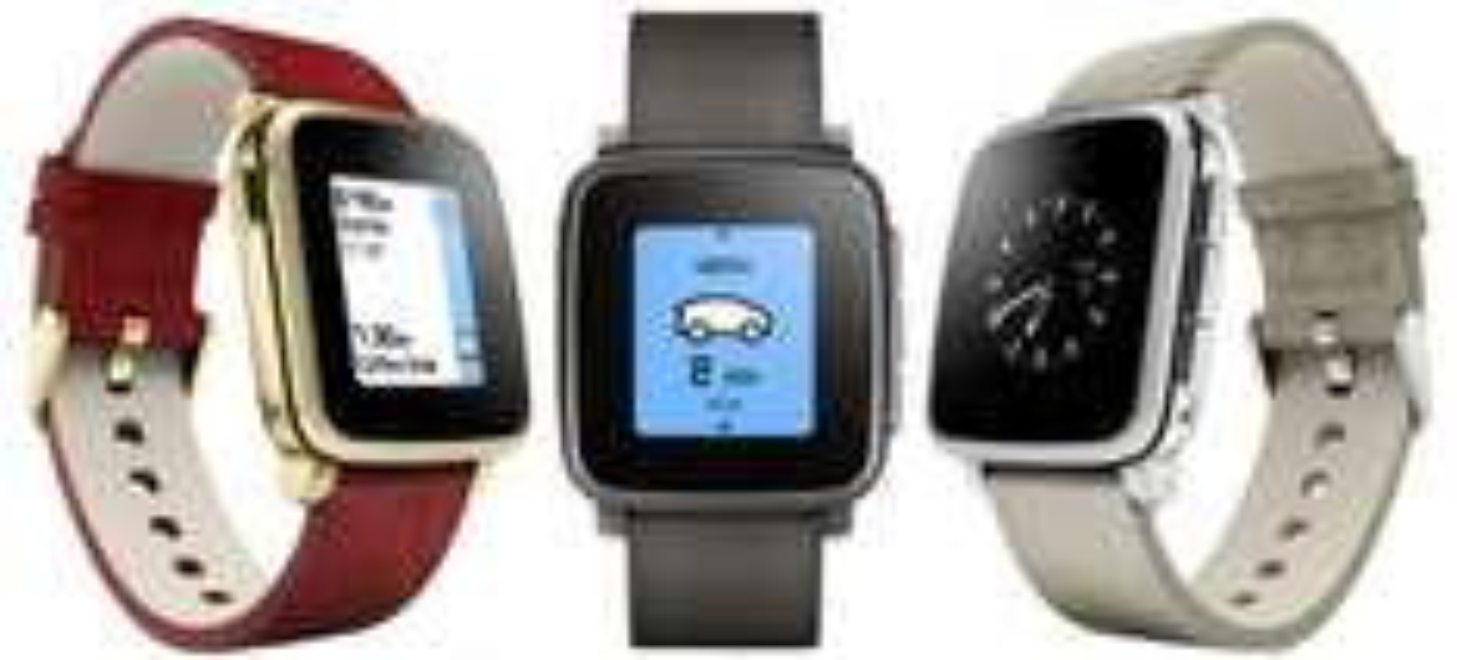 Pebble Time Steel Smartwatch zum halben Preis [Rückläufer] - ebay-WOW