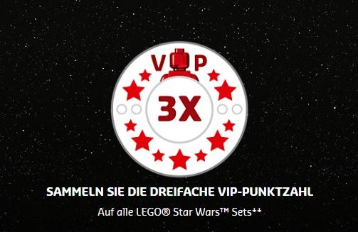 """LEGO S@H 3x VIP Punkte auf LEGO Star Wars (neue Rogue One Sets) - 10€ Gutschein """"CODE"""" möglich + SHOOP u. ggf 5€ Amazon Gutschein"""