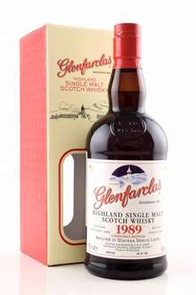 Glenfarclas Christmas Edition 1989/2016