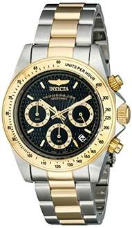 Invicta Armbanduhren / Chronographen 75% Sale Sammeldeal @Amazon
