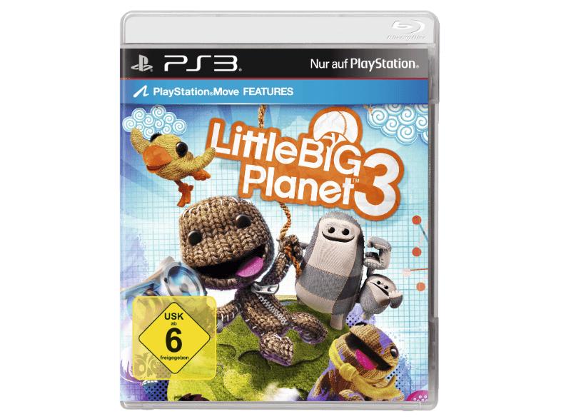 LittleBigPlanet 3 für die PlayStation 3 ( für nur 5€ per Abholung )