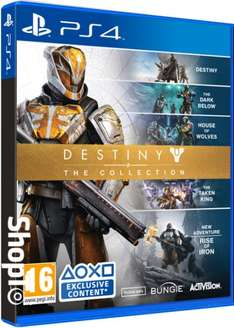 Destiny: The Collection (PS4) für 36,95€ (ShopTo)