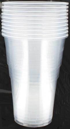 100x Plastikbecher 0,2L , 10x 0,4l , 25x Schnapsbecher für je 1,12  EUR