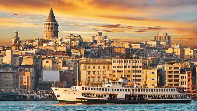 Hin- und Rückflug von DUS nach Istanbul für nur 73€