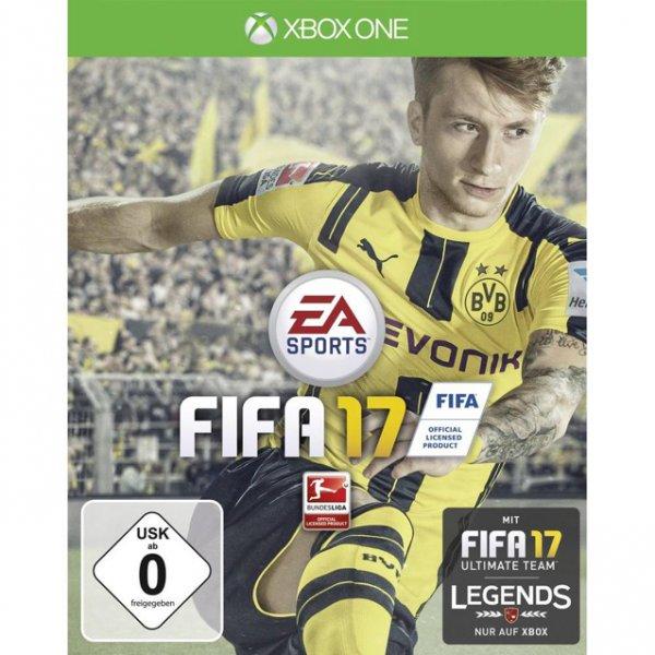 Conrad Lokal Mainz Fifa 17 Xbox One