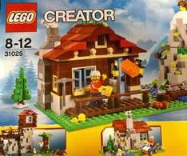 [Lokal] Sky-XXL Lübeck Marli, Lego Creator 31025