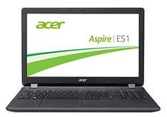Acer Aspire ES 15 (ES1-571-P8XJ) 39.6 cm (15.6 Zoll Full HD) Notebook (Intel Pentium 3556U, 4GB RAM, 500GB HDD, Intel HD Graphics, DVD, Win 10 Home)