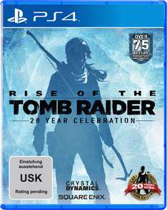 Rise of the Tomb Raider PS4 bei Conrad