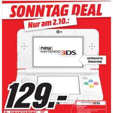 Nintendo New 3DS (lokal Papenburg)