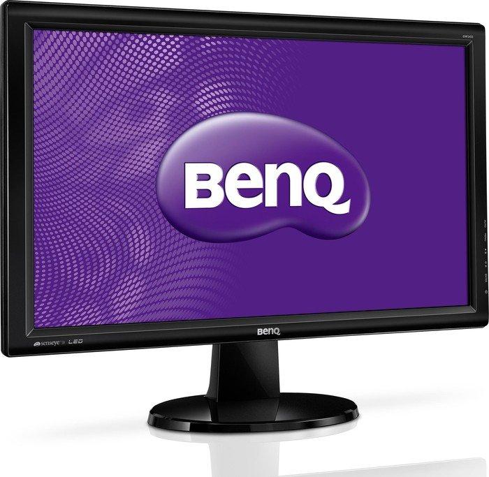 BenQ GW2455H Monitor (23,6 FHD VA, 250cd/m², 3.000:1, VGA + DVI + HDMI, VESA, EEK A) für 103,02€ [Conrad]