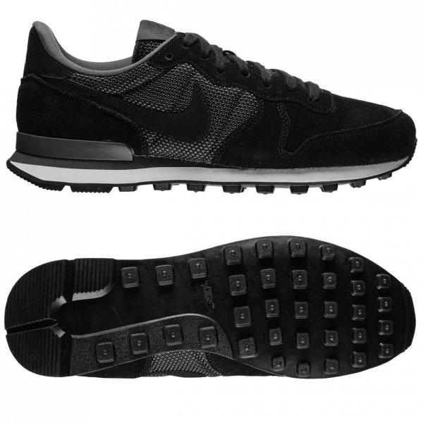 Nike Internationalist PRM black/black/anthracite