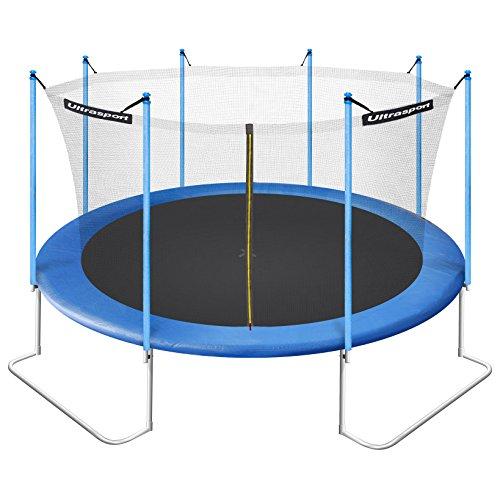 Für den großen Garten: Ultrasport Gartentrampolin Jumper inkl. Sicherheitsnetz 430 cm @Amazon