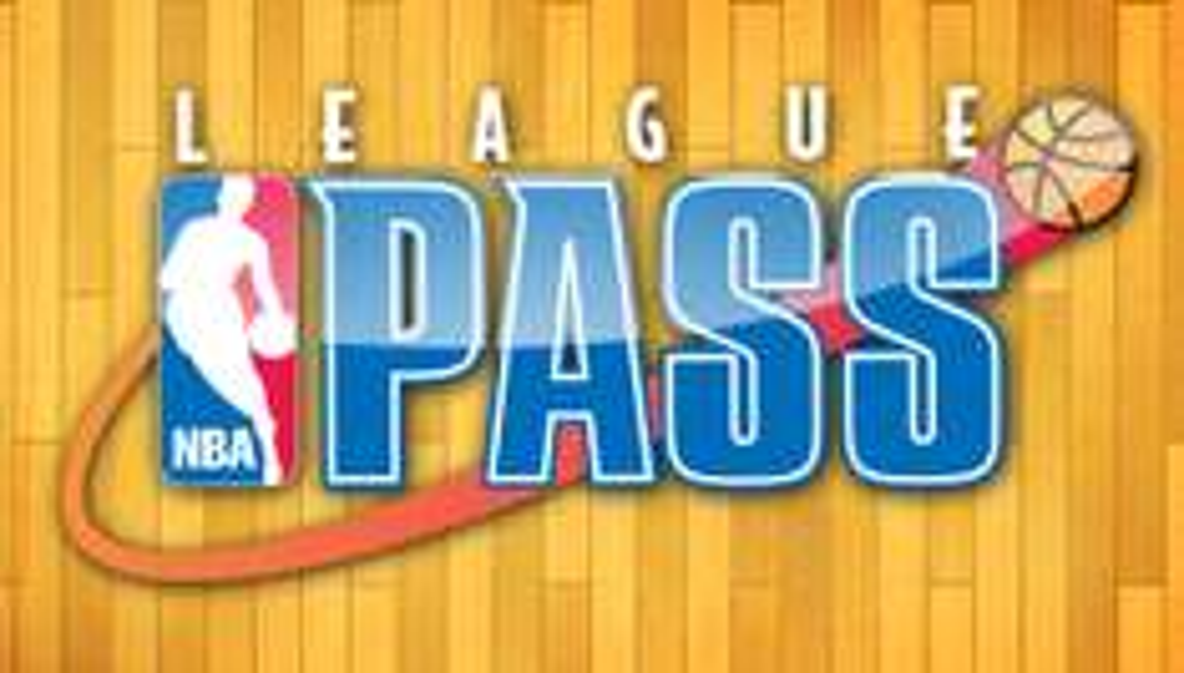 NBA League Pass kostenlos vom 1. - 15. Oktober 2016