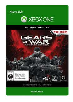 Gears of War: Ultimate Edition (Xbox One) für 9,65€ [CDKeys]