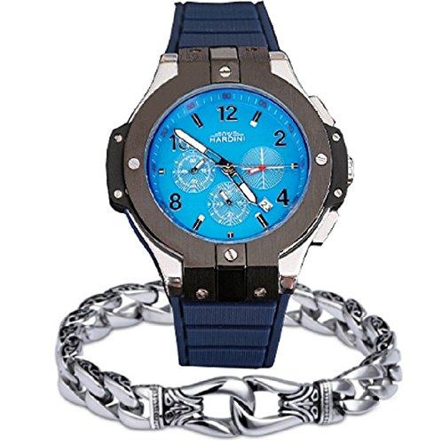 35% Rabat + GRATIS Lieferung auf Enzo Hardini Armbanduhr + Armband / Einlösungscode?: GSSN9VKQ?? gilt ab 01.10.2016 / 20:00 UHR