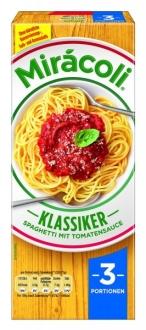 [Marktkauf Rhein-Ruhr KW40] Miracoli Nudeln mit Tomatensauce 3 Portionen für nur 0,98 € statt 2,79 €