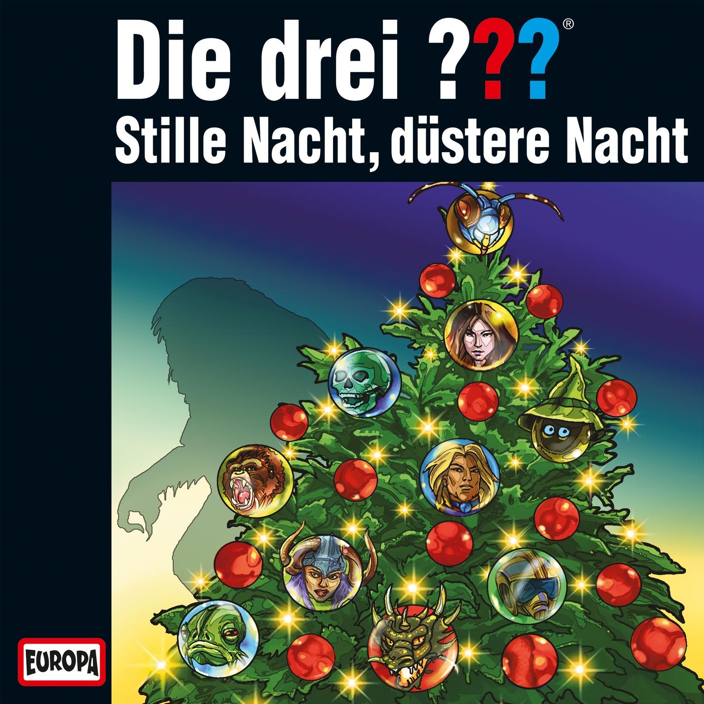 [thalia.de] Die drei Fragezeichen - Stille Nacht, düstere Nacht (Adventskalender-Hörspiel CD)